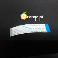 Orange Pi ZIF ribbon FLEX FFC FPC Cable 40pin for LCD,suitable with OPI 2G-IOT LCD Touch Screen
