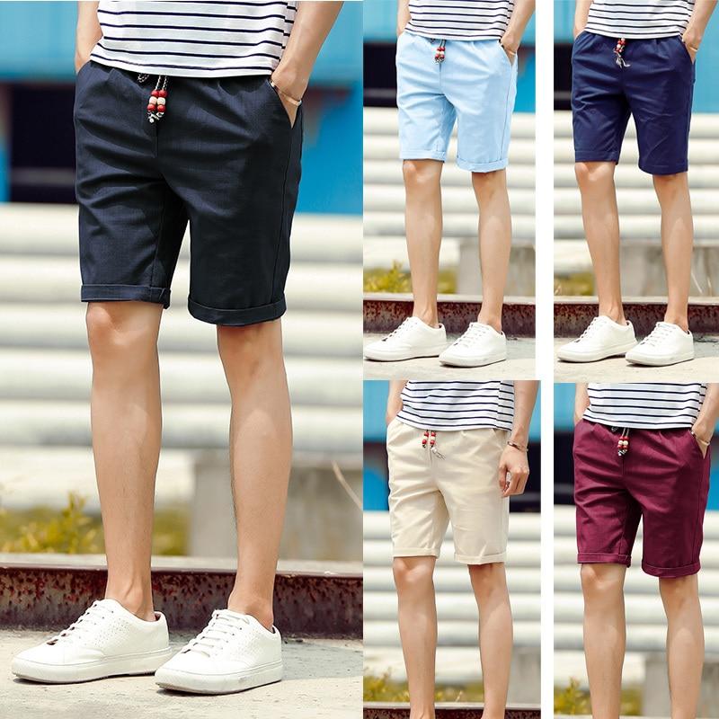 Online Shop High quality 2015 Mens casual Shorts Slim fit Jogging ...