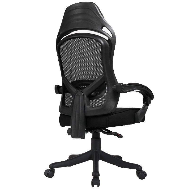 Eu Free Shipping Office Poltrona Boss Esports Silla Gamer Gaming Massage Chair With Footrest With Wheel Can Lie Ergonomics