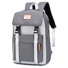 2019 Man anti theft Backpack Both Shoulders Package Male College Student A Bag Male Trend Will Capacity Travelling backpacks