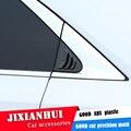 Для Cadillac XT4 2018-2019 Седан ABS задняя дверь оконные жалюзи Рамка подоконник формовочная крышка наклейка отделка