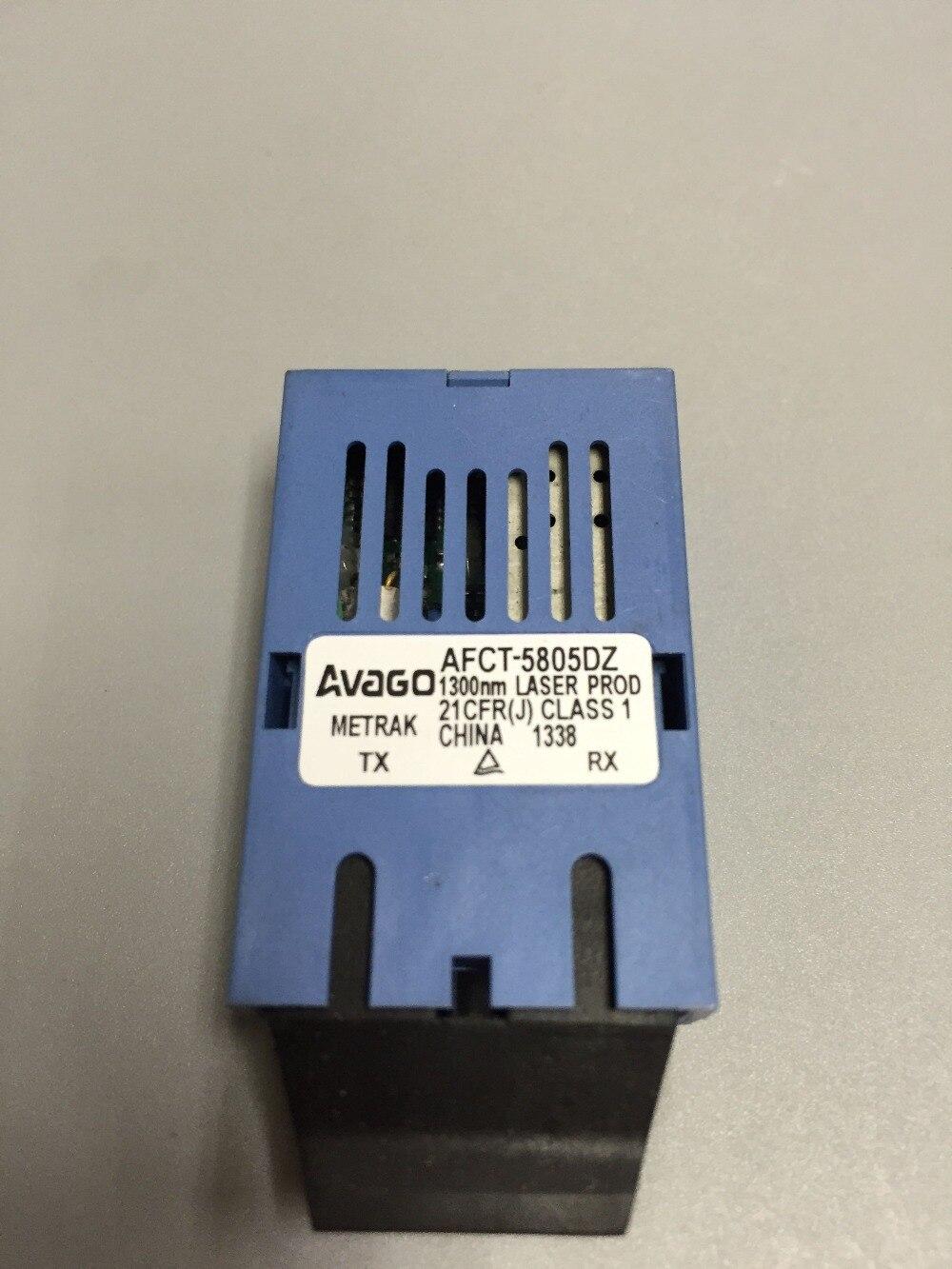 AVAGO Original 1300nm AFCT-5805DZ single mode 1X9 optical transceiver moduleAVAGO Original 1300nm AFCT-5805DZ single mode 1X9 optical transceiver module