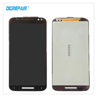 AAA Black For Motorola Moto X Pure Edition XT1575 Cellphone LCD Display Touch Screen Digitizer Assembly