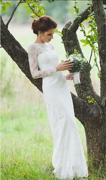 Compare Prices on Modest Mermaid Style Wedding Dresses- Online ...