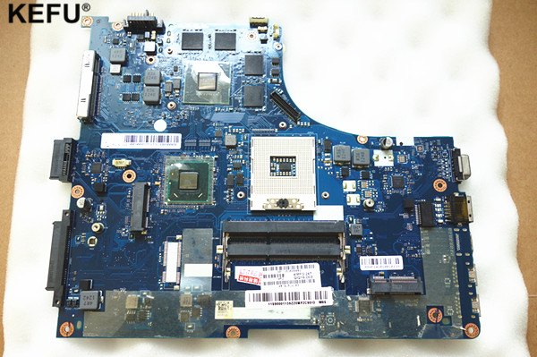 High Quality suitable For Lenovo Y500 Laptop Motherboard QIQY6 LA-8692P PGA989 GT650M 2GB DDR3 HM76 Package Well high quality suitable for lenovo y500 laptop motherboard qiqy6 la 8692p pga989 gt650m 2gb ddr3 hm76 package well