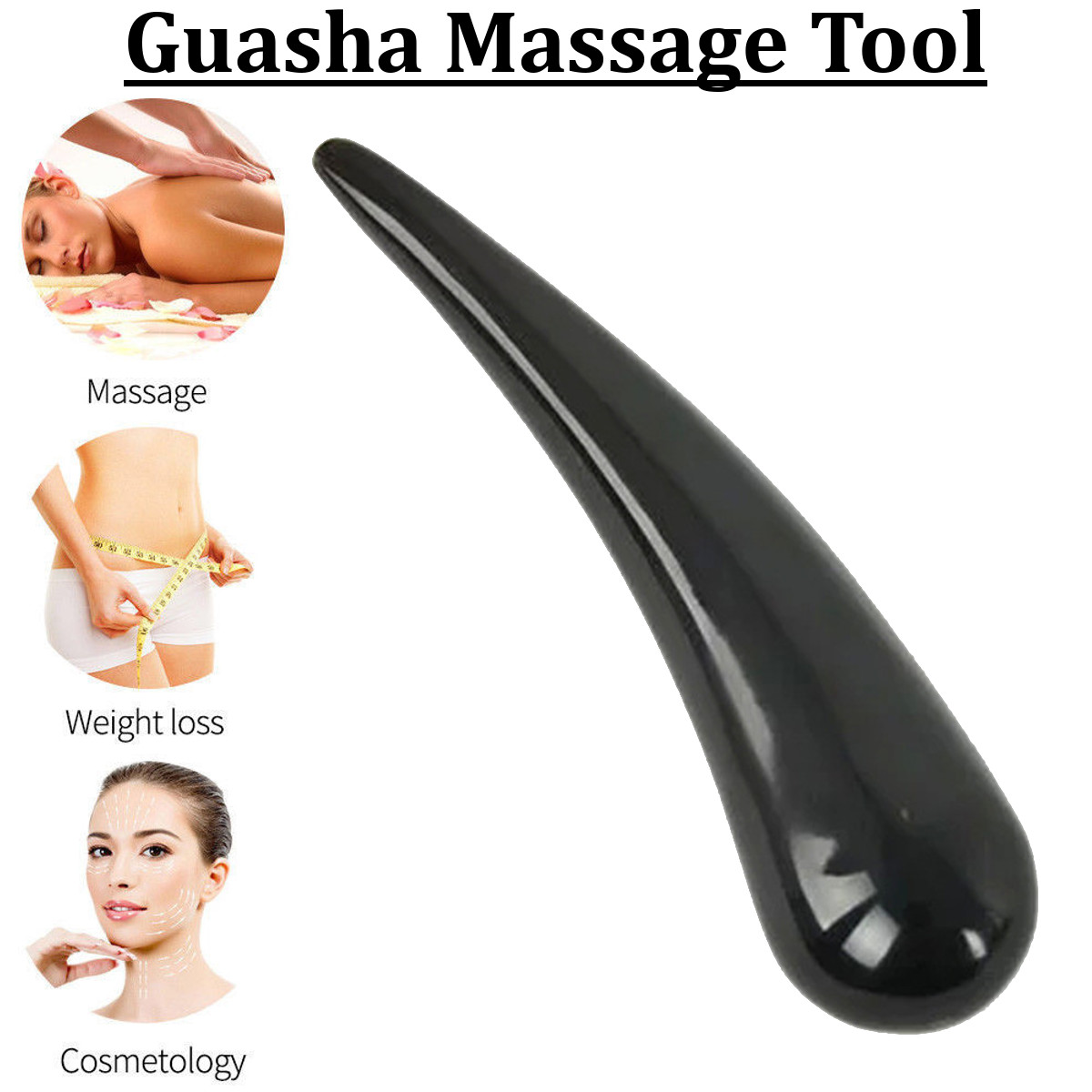 Health Care Acupuncture Point Gua Sha Stick Buffalo Horn Foot Massage Body Jade Massage Board Stone Tool SPA Therapy MassagerHealth Care Acupuncture Point Gua Sha Stick Buffalo Horn Foot Massage Body Jade Massage Board Stone Tool SPA Therapy Massager