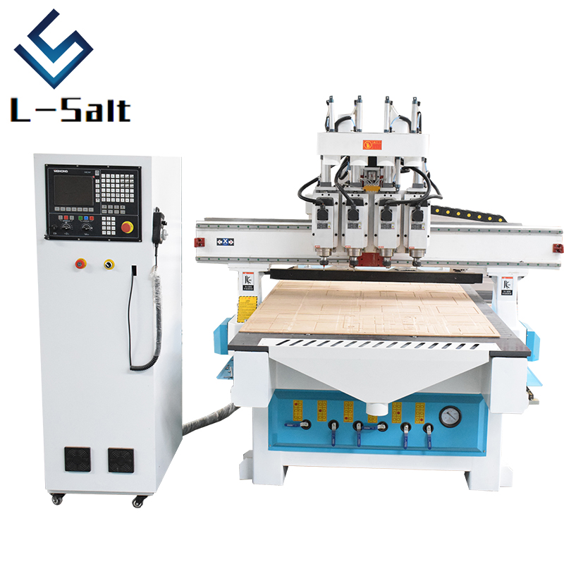 Router Milling Machine 1325 1530 2030 2040 Atc Cnc Router For Cabinet Door Cnc Routers