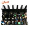 Звуковая плата усилителя GHXAMP LM3886, плата JRC5534DD Op-Amp, полный цепь сервопривода постоянного тока LM317 LM337, регулятор C1237, защита динамика 68 Вт * 2