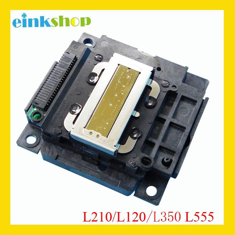 L355 L555 Tête D'impression pour Epson L300 L301 L351 L355 L555 L550 L358 L111 L120 L210 L211 ME401 ME303 imprimé Imprimante l355
