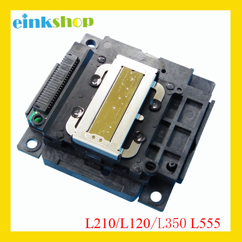 L355 Print Head for Epson L300 L301 L351 L355 L555 L550 L358 L111 L120 L210 L211 ME401 ME303 Printer недорого