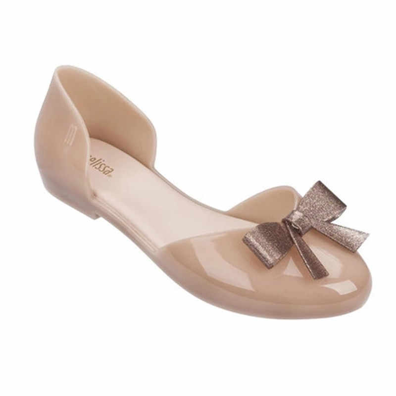 82e2c72e3749f1 Mini Melissa Butterfly Big Girls Shoes Women Jelly Sandals 2018 New Summer  Women Melissa Sandals Melissa