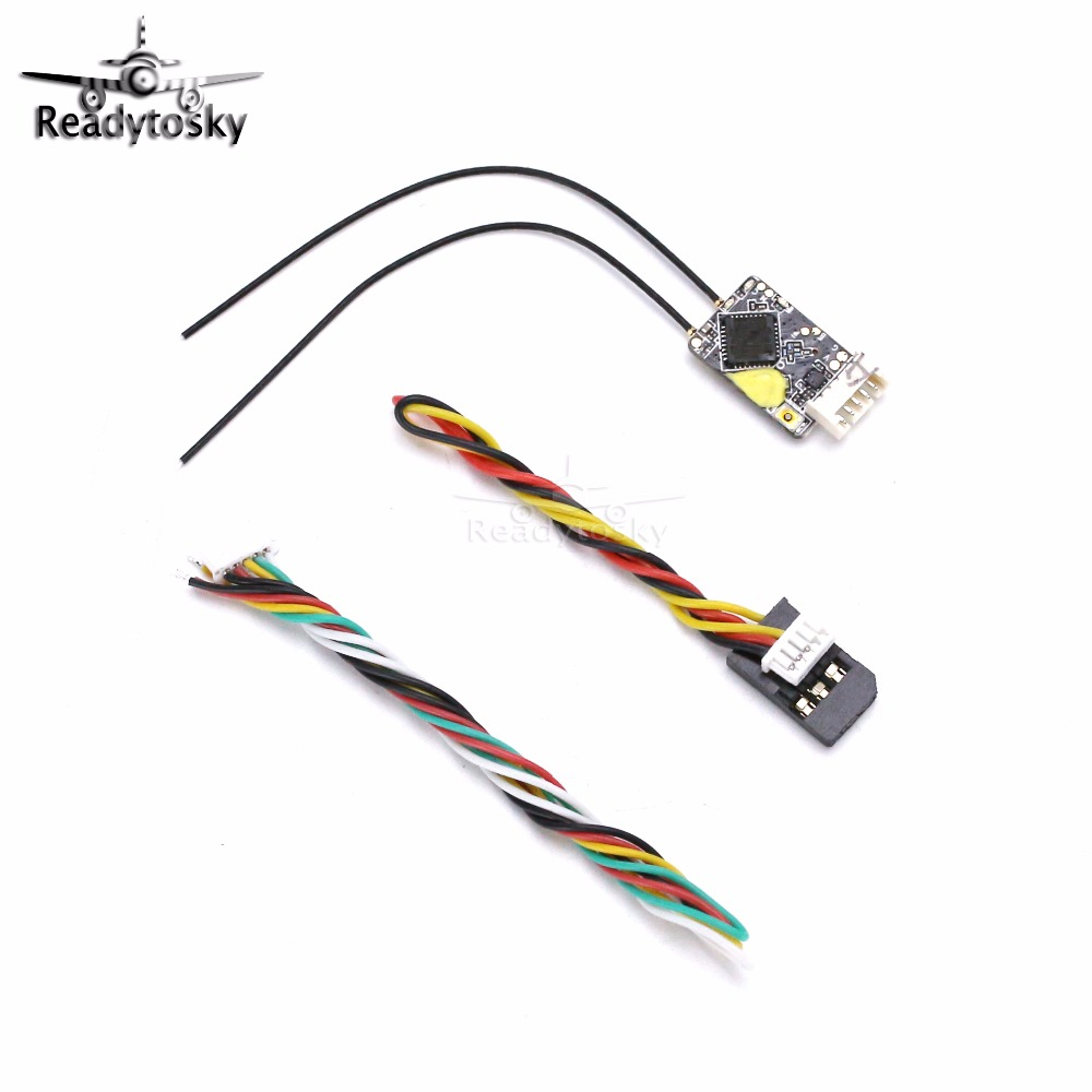 FrSky R-XSR Ultra SBUS / CPPM Switchable D16 16CH Mini Redundancy Receiver RX 1.5g for RC Transmitter TX Drone Models Drone update version frsky hours x10s 2 4g 16ch transmitter remote controller tx built in ixjt module for rc drone