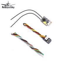 FrSky R-XSR Ultra SBUS / CPPM Switchable D16 16CH Mini Redundancy Receiver RX 1.5g for RC Transmitter TX Drone Models Drone