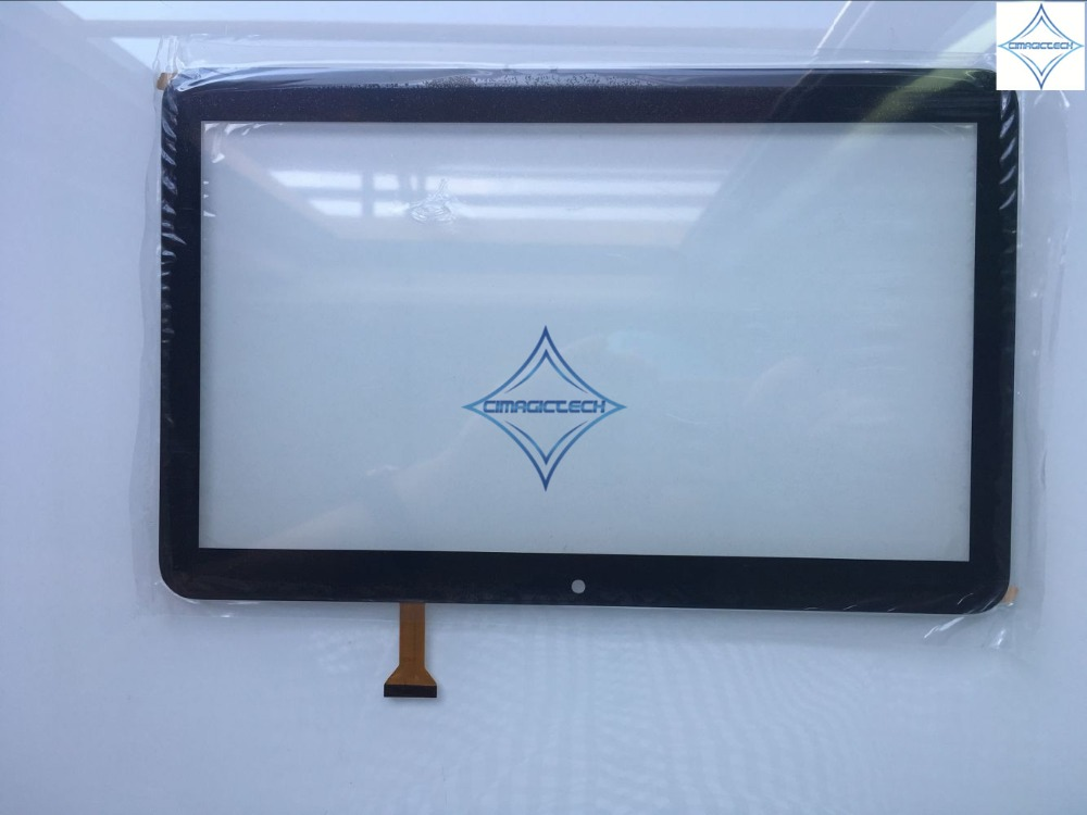 new 10 1 inch tablet Touch Screen Digitizer capactive panel glass lens DP101391 F1 DP101391 F1