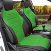 Only 2 Driver Seat Special Leather Car Seat Covers For Honda Civic Accord Fit Element Freed