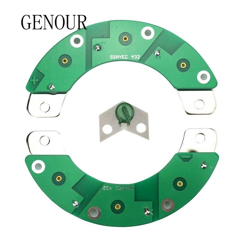SSAYEC 432 Bridge Rectifier Diode For Stam G ford Alternator,LSA432 Generator PARTS Bridge Rectifier Rotating rectifier module