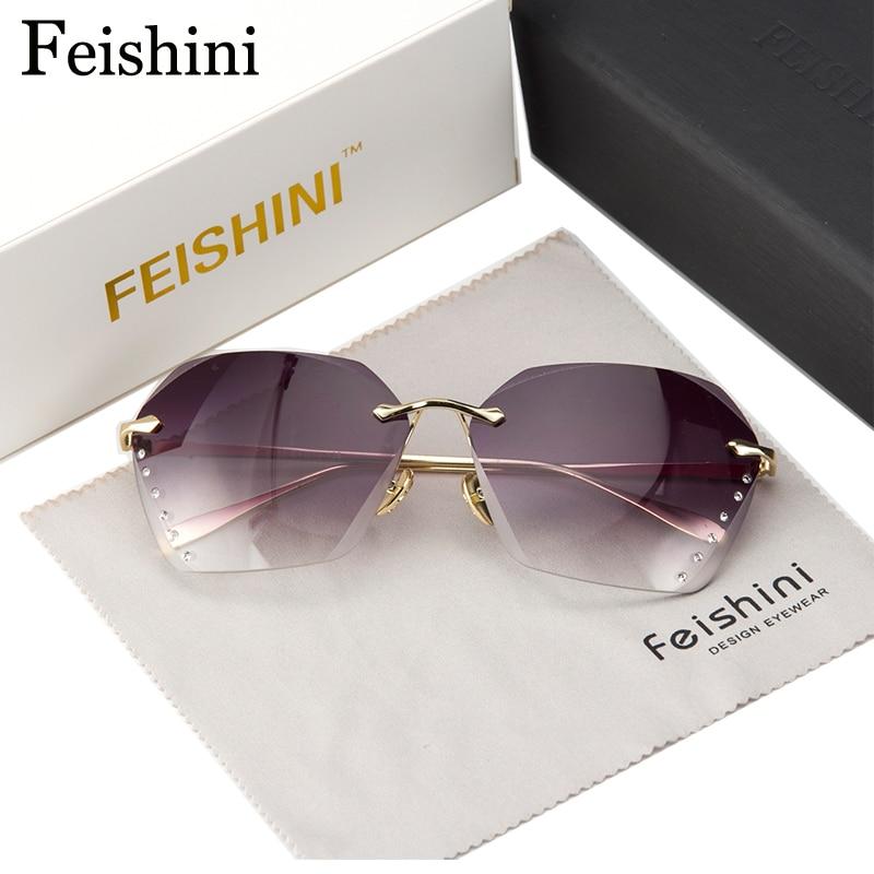 FEISHINI Superstar Artificial Crystal Embellishment Brand Luxury 2019 - Aksesorë veshjesh - Foto 4