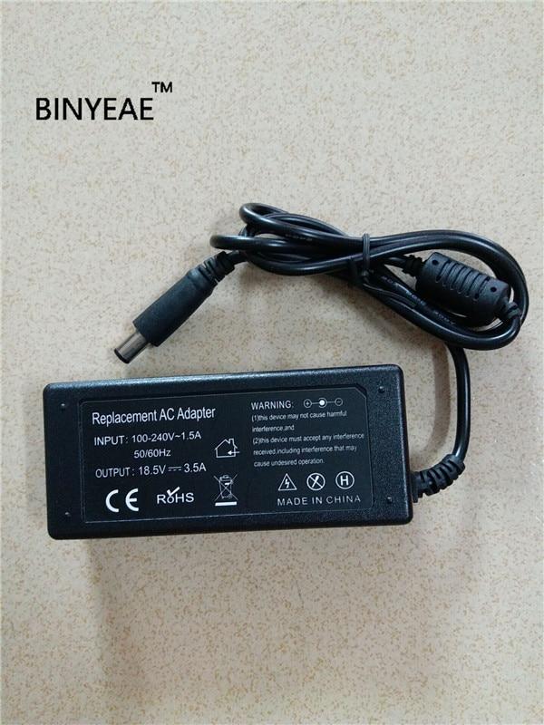 F 65 w HP COMPAQ NX6310 NX6325 NC6320 Adattatore AC Caricabatterie 3 Pin Cavo di alimentazione