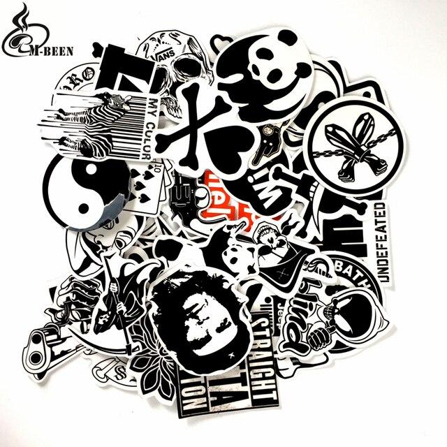 Us 209 30 Offcoole 45 Teilelos Transparent Gerade Outta Compton Aufkleber Panda Clown Für Koffer Notbook Motorrad Wasserdichte Diy Abziehbilder