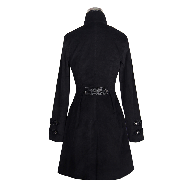 Aliexpress.com : Buy Steampunk Women Winter Coats Gothic Long ...