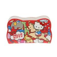 Free shipping 2018 NEW Fashion cartoon wallet kawaii bag coin high quality PU hello kitty cute wallet for girls