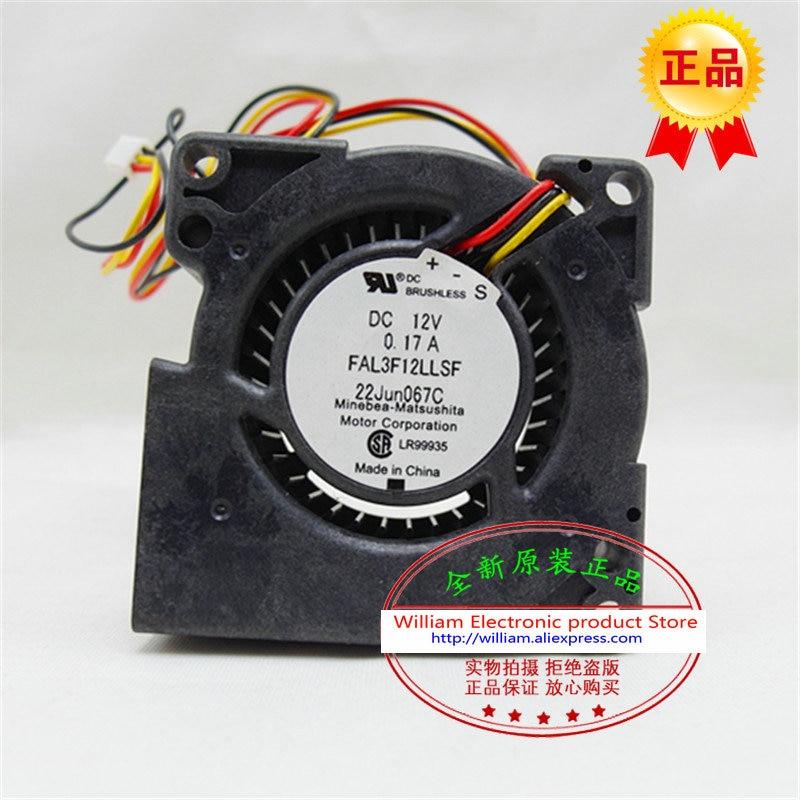New Original NMB FAL3F12LLSF DC12V 0.17A 50*20MM for BenQ prs