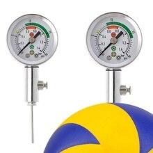 Футбольный мяч манометр воздуха часы футбольный волейбол корзина указатель футбол баскетбол волейбол устройство давления