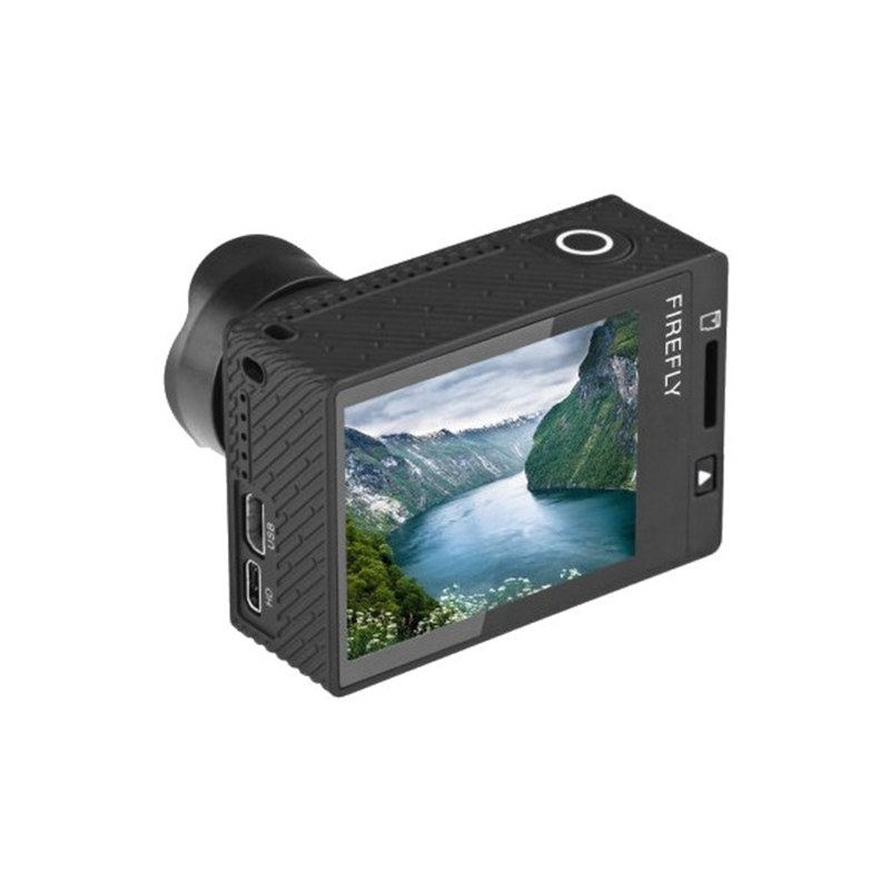 Original Hawkeye Firefly 8S 4K 90 Degree FOV HD Visual Angle WIFI Action Sports Camera Cam w/ Cam Helmet For Photograph Drone