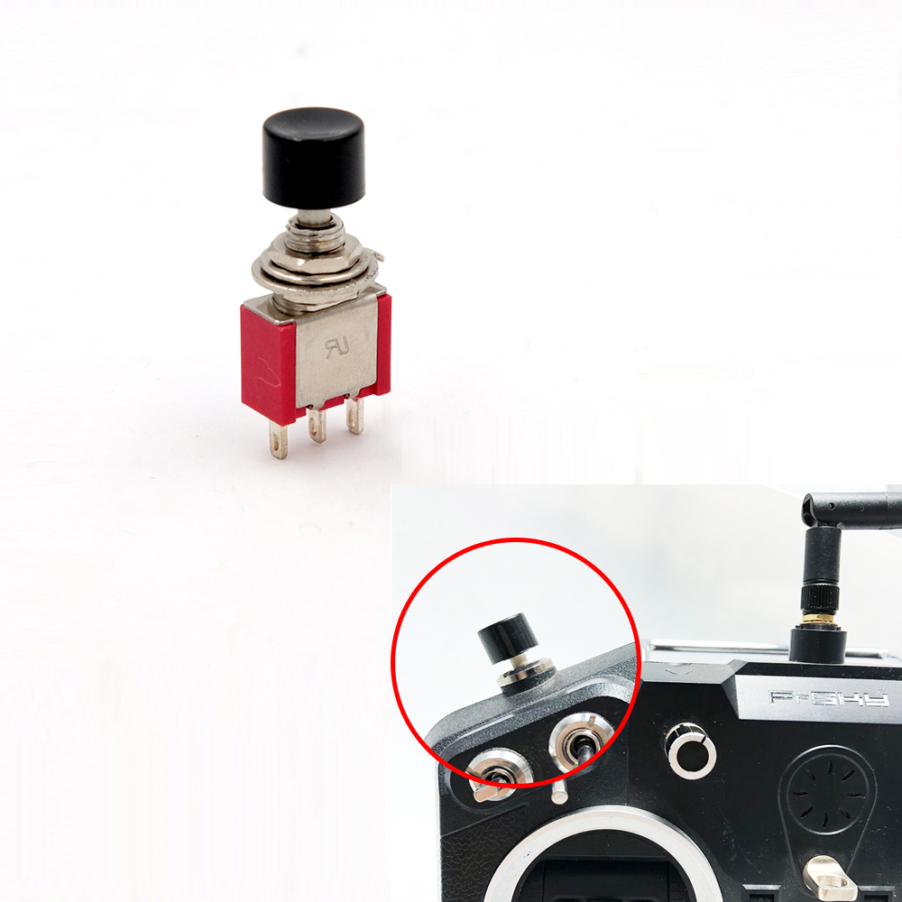 цена на Momentary Push button Switch FRSKY TARANIS X9D/X9D PLUS X7/ X7S