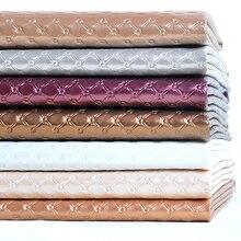 100*138 cm linggle шаблон PU кожаная ткань furniture искусственная кожа стены кровать фоне украшения шитья материала DIY Cars диван