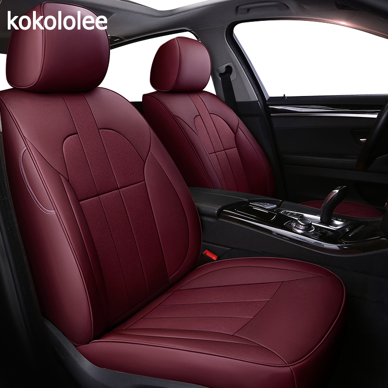 Kokololee пользовательские настоящие кожаные сиденья для Lexus rx350 rx330 rx300 rx400h rx450h LS IS200d GX470 HS250h RX NX200t LC LX470