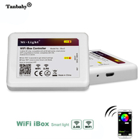 Tanbaby New DC5V Mi Light Wifi IBox Controller Match With IOS Andriod System Wireless APP Control