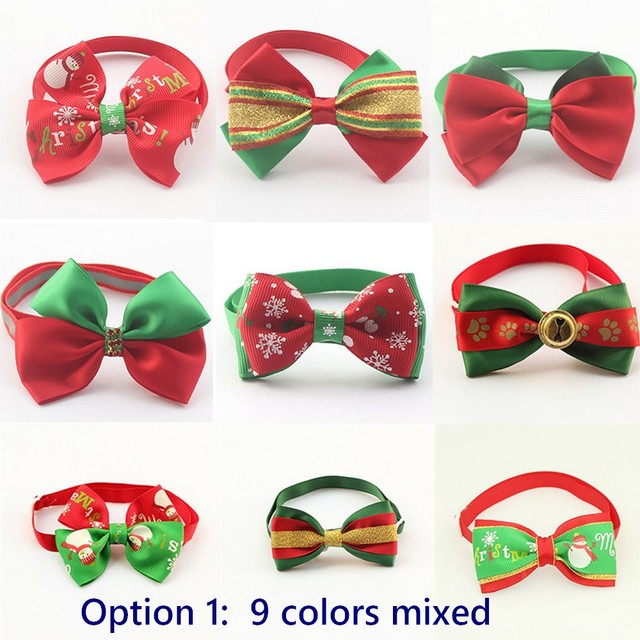 Fantastic Necktie Bow Adorable Dog - Pet-Bows-Pet-Dog-Neckties-Bow-Tie-Cloth-Cute-Dog-Christmas-Decorations-Bow-TieS-Dog-Products  Pic_562350  .jpg