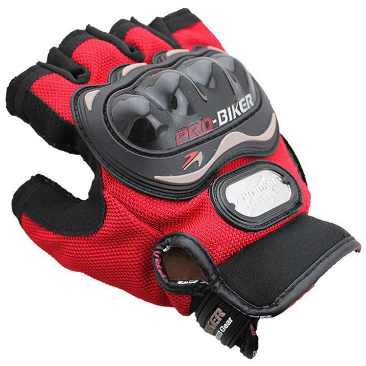 Mode sports de plein air nouveaux hommes femmes militaire tactique gant chasse moto vélo équitation demi doigt gants bonne qualité