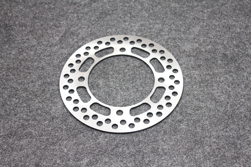 Motorcycle Rear Brake Disc Rotors For suzuki TSR125 90-96 /TSR200 89-94   Correspondence year universal