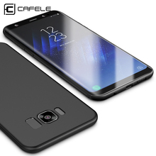 CAFELE Soft Case for Samsung Galaxy S7 Edge TPU Silicone Case for Samsung S7 S6 Edge Plus for Galaxy S8 S8 Plus Ultra Thin Cover(China)