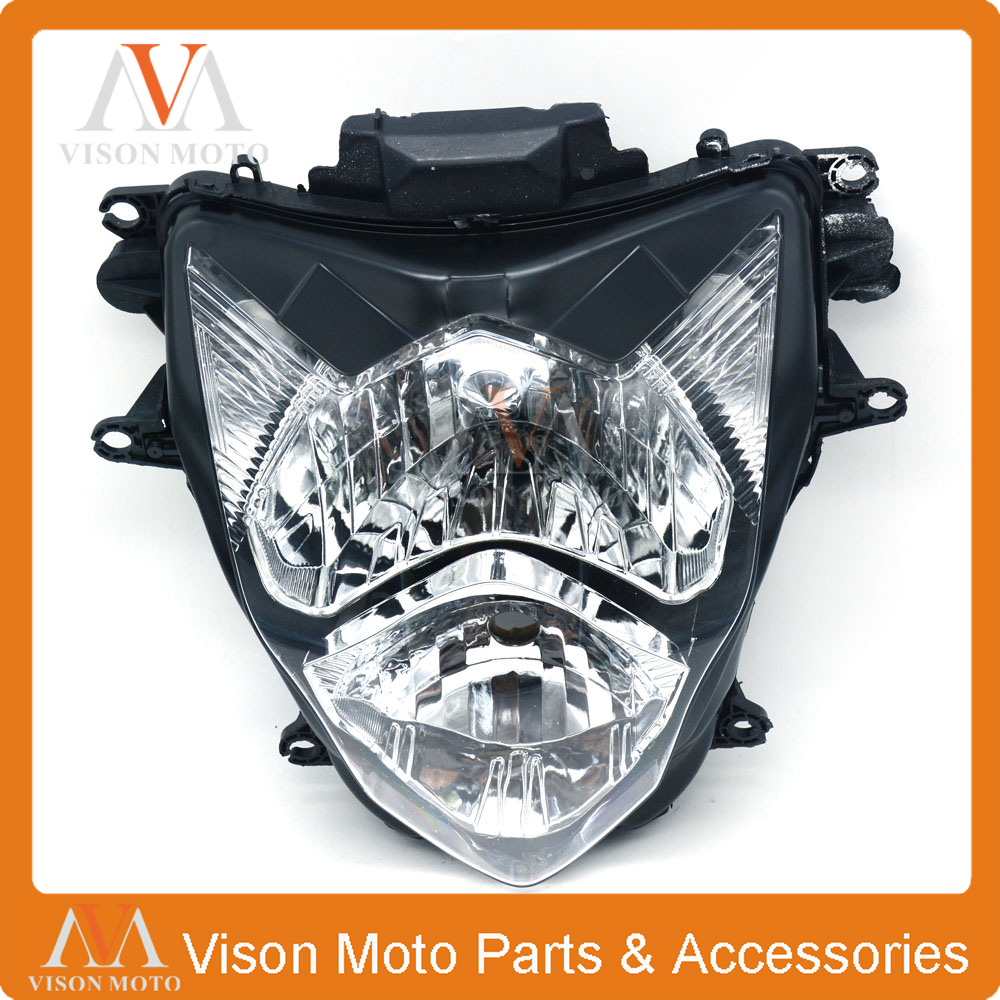 Motorcycle Front Light Headlight Head Lamp For SUZUKI GSXR600 GSXR750 GSXR 600 750 2011 2012 2013 2014 2015 2016 11-16 K11