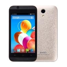 Ipro волна 4.0 смартфон Новинка 2017 года разработан 4.0 дюймов Android 4.4 Celular MTK6572 512 МБ Оперативная память 4 ГБ Встроенная память открыл двойной SIM сотовых телефонов