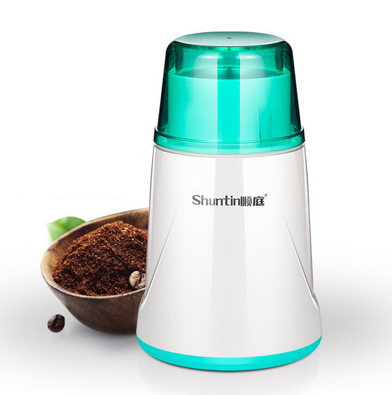 Mini Electric grinder Household Grain cereals Coffee Grinder Ultrafine grinding machine Chinese medicine powder machine electric household grinder grinder grinding machine coffee machine coffee grinder corn herbal medicine dry grinding