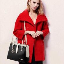 2019 Sweet Shoulder Bag for Women – New Fashion Designer PU Leather Crossbody Messenger Hand Bag