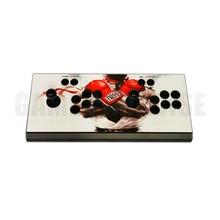 2 шт. Pandora's Box 9 аркадная игровая консоль 1500 В 1 Ретро игры металлические двойные палочки консоль