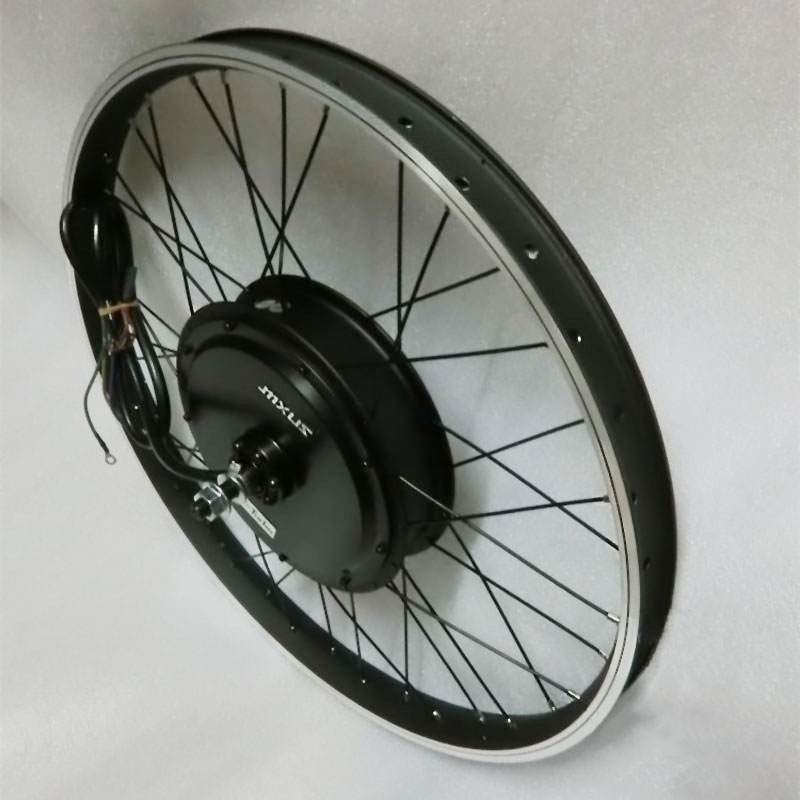 Clearance MXUS 3000W Rear Hub Motor for electrci bike 2