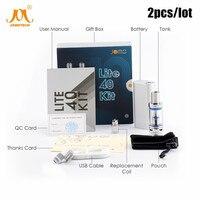 E Cigarette Jomo Lite 40 Vape Mod 40W 2200mAh Vaporizer Pen 3 5ml Mod Kit Jomo