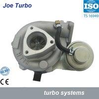 Turbo HT18 14411-62T00 14411-09D60 nissan için turboşarj Y60 Safari devriye Y61 W40 W41 sivil otobüs TD42T TD42Ti 4.2L contalar