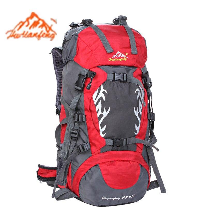2018 new Outer bracket backpack Travel bag Waterproof Rucksack bag Nylon Backpack High capacity Multifunction