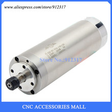 New branded water-cooled spindle motor 800W ER11 400hz with 4 bearings,in stock цены