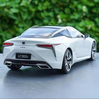High simulation LEXUS LC500h collection model 1:18 advanced alloy model car,diecast metal model toy vehicle,free shipping