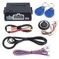 RFID Transponder imobilizador alarme do carro kit, parada de partida do motor remoto, compatível com controle remoto OEM, empurrar o botão start stop