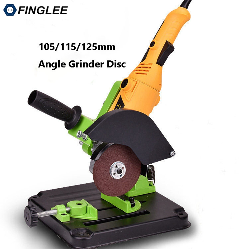 FINGLEE Angle Grinder Holder Electric Woodworking Tool ...