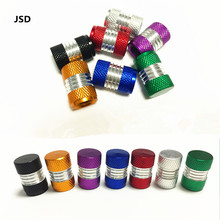 JSD Car Wheel Accessories SET/4PCS Car Truck Bike Bicycle Motorcycle Tyre Air Wheel Valve Stem Caps